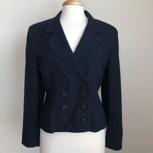 Christian Dior Fitted Blazer Size 12